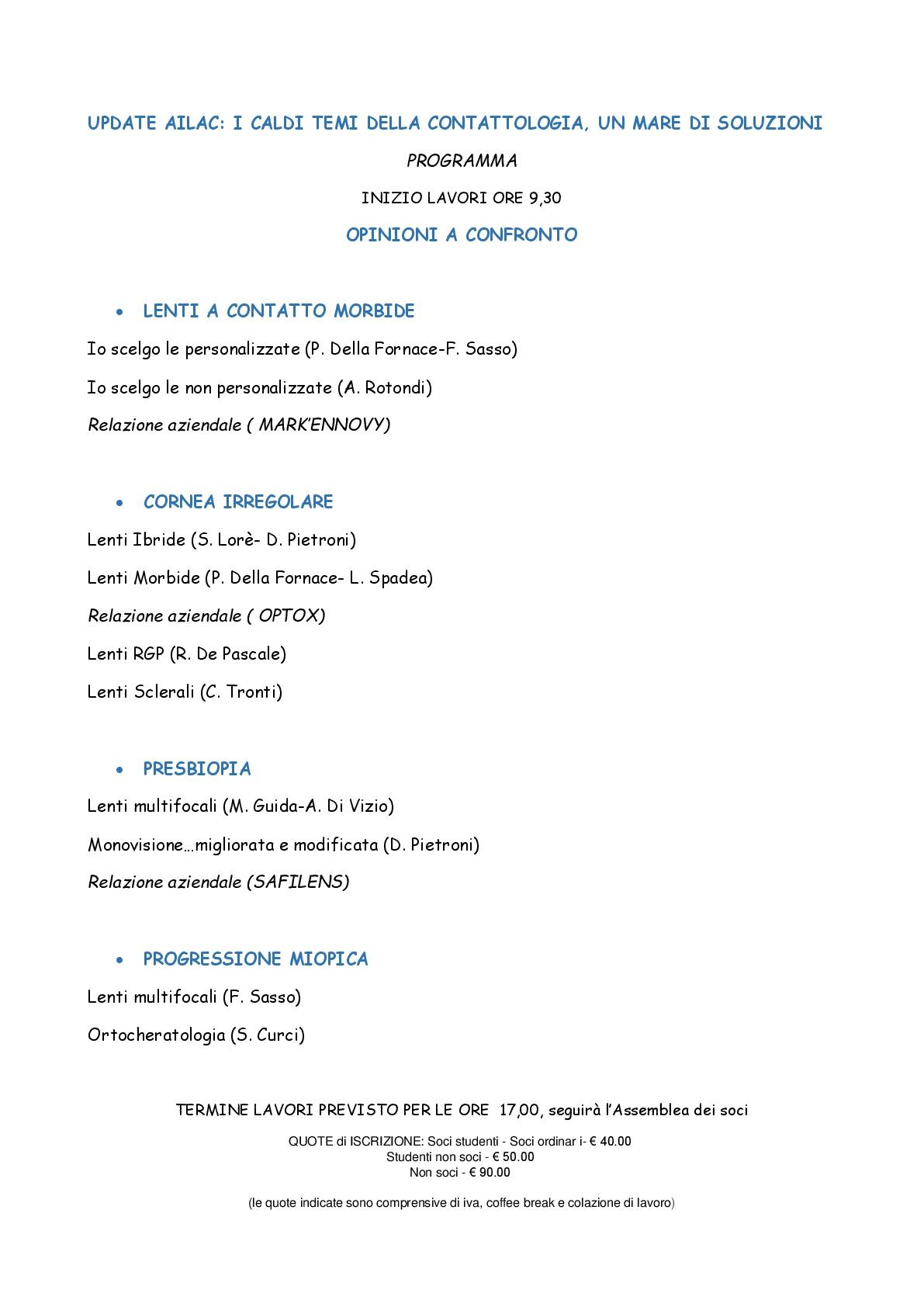 UPDATE-AILAC-SPERLONGA 2018